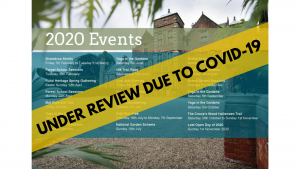 Events 2020 under review