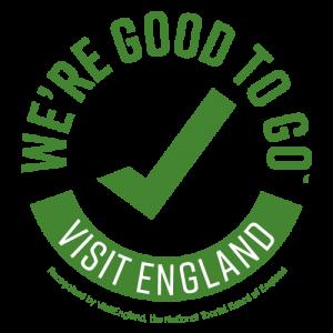 Good to go England Kite Mark